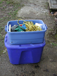 Getting Organized and Coming Prepared With Camping Bins A Mountain