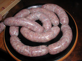 I Eat Bears for Breakfast: A Bear Bratwurst Recipe
