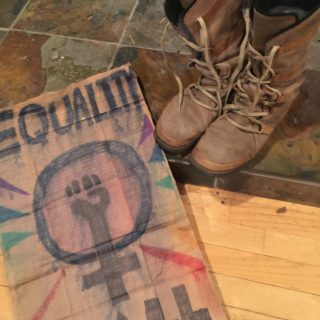 These Boots are Made for Marching